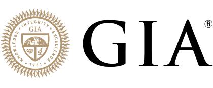 Logo GIA - Gemological Institute of America